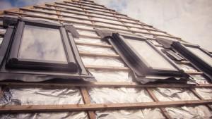 Pose fenêtres de toit Sainte-Bazeille