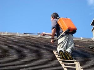 Traitement hydrofuge de toiture Montayral