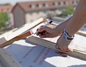Surélévation de toiture Brax